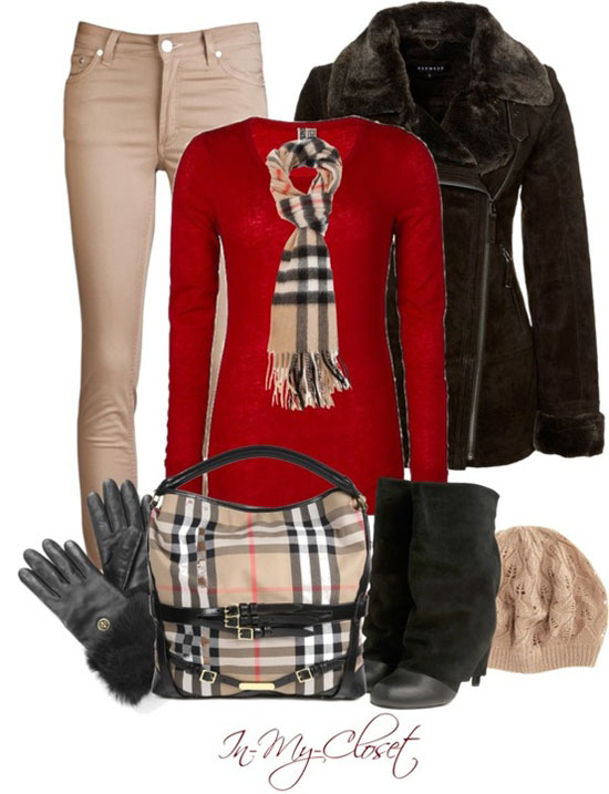 15 Casual Winter Fashion Trends Looks 2013 For Girls Women 13 15