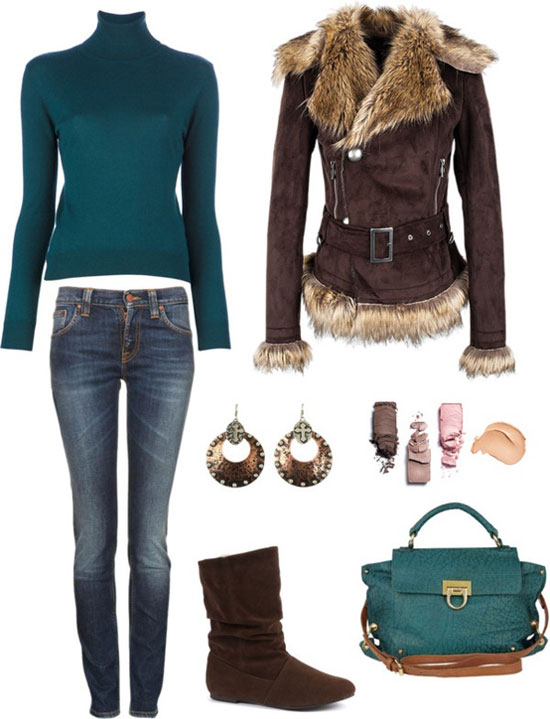 Casual Winter Fashion for 2013