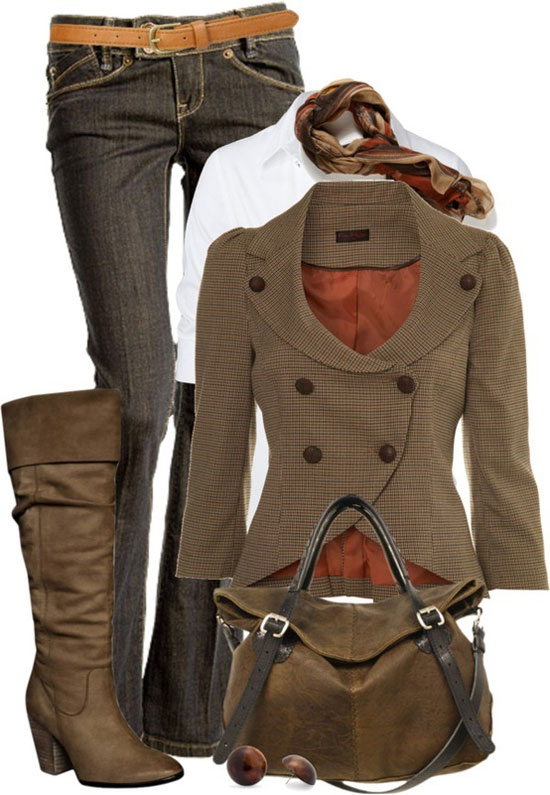 Winter Fashion Trends Looks 2013 For Girls Women 5 15 Casual Winter