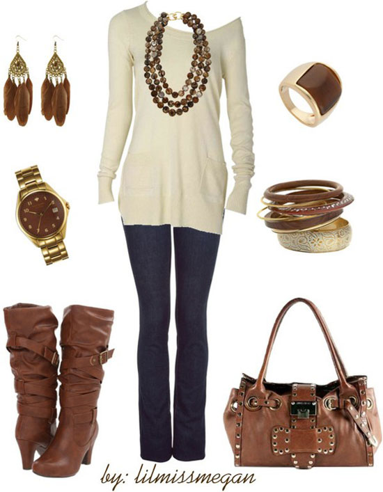 15-Casual-Winter-Fashion-Trends-Looks-2013-For-Girls-Women-7
