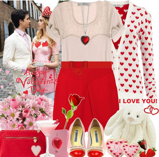 10 stylish valentines day outfits