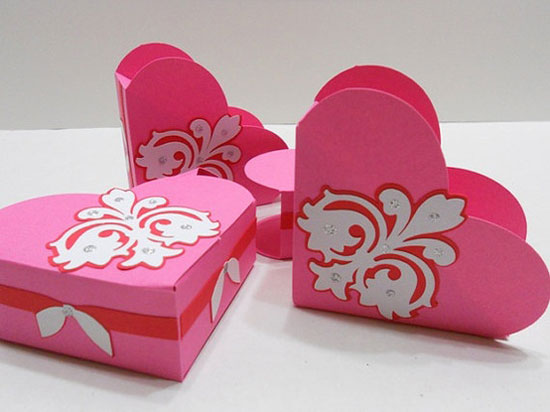 ideas for valentines day boxes: