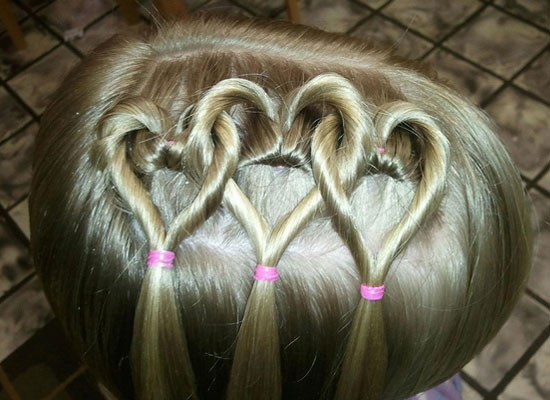 Uncategorized Cute Hairstyles For Valentine S Day