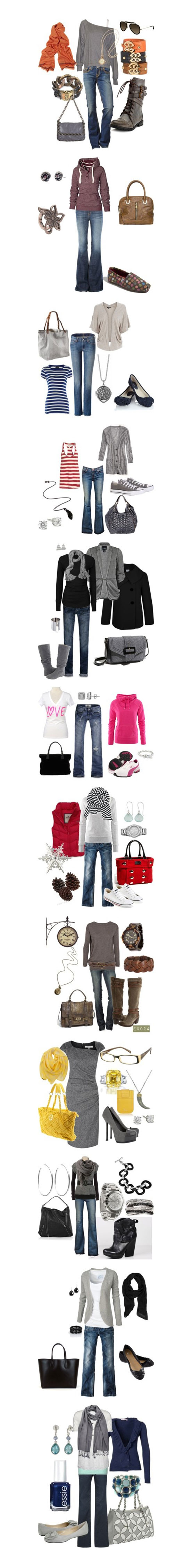 Latest Casual Winter Fashion Trends Ideas 2013 For Girls Women 1 Latest Casual Winter Fashion Trends & Ideas 2013 For Girls & Women