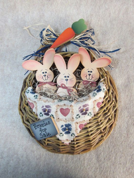 15 Amazing Easter Bunny Gifts Eggs Basket Ideas For Kids 2013 12 15 Amazing Easter Bunny Gifts, Eggs & Basket Ideas For Kids 2013