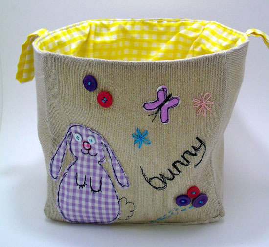 15 Amazing Easter Bunny Gifts Eggs Basket Ideas For Kids 2013 8 15 Amazing Easter Bunny Gifts, Eggs & Basket Ideas For Kids 2013