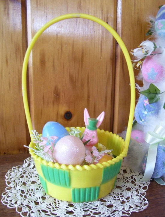 Easter basket decoration ideas images frompo 1 - Easter basket decorating ideas ...