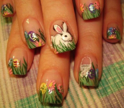 15-Best-Easy-Easter-Nail-Art-Designs-Ideas-For-Girl-2013-14