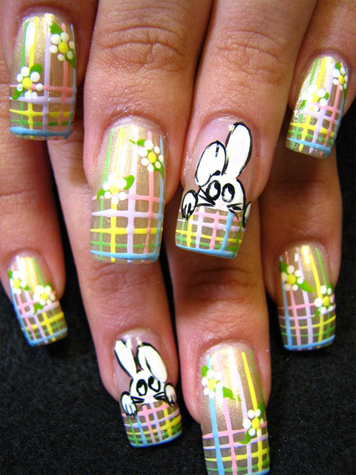 15-Best-Easy-Easter-Nail-Art-Designs-Ideas-For-Girl-2013-15