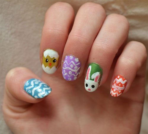 15-Best-Easy-Easter-Nail-Art-Designs-Ideas-For-Girl-2013-4