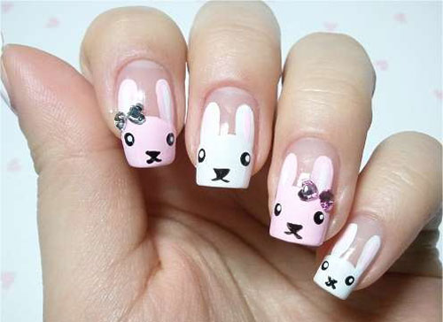 15-Best-Easy-Easter-Nail-Art-Designs-Ideas-For-Girl-2013-7