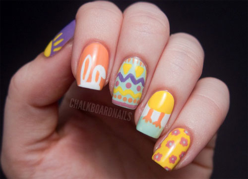 15-Best-Easy-Easter-Nail-Art-Designs-Ideas-For-Girl-2013-9