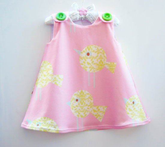15-Best-Happy-Birthday-Dresses-2013-For-One-Year-Old-Babies-Kids-11