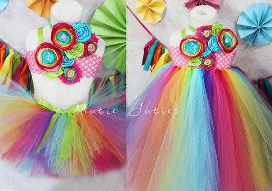 15-Best-Happy-Birthday-Dresses-2013-For-One-Year-Old-Babies-Kids-15