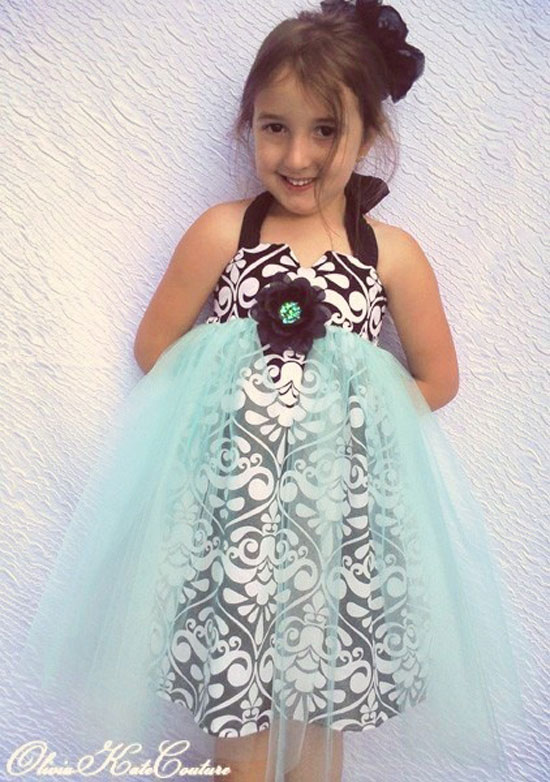 15-Best-Happy-Birthday-Dresses-2013-For-One-Year-Old-Babies-Kids-8