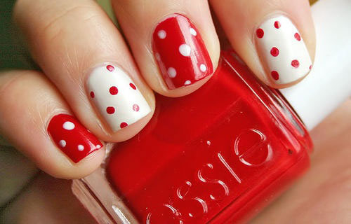 15 Best Short Acrylic Nail Art Designs Ideas For Girls 2013 14 15 Best Short Acrylic Nail Art Designs & Ideas For Girls 2013