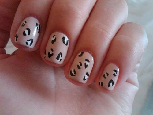 15 Best Short Acrylic Nail Art Designs Ideas For Girls 2013 7 15 Best Short Acrylic Nail Art Designs & Ideas For Girls 2013