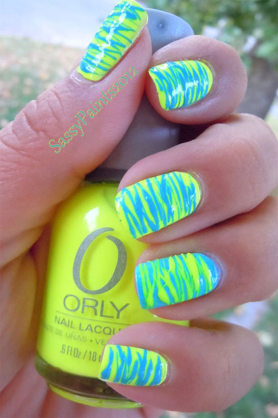 15-Inspiring-Acrylic-Nail-Art-Designs-Ideas-For-Girls-2013-11