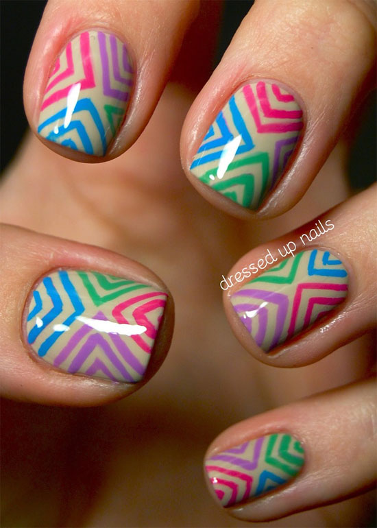 15-Inspiring-Acrylic-Nail-Art-Designs-Ideas-For-Girls-2013-13