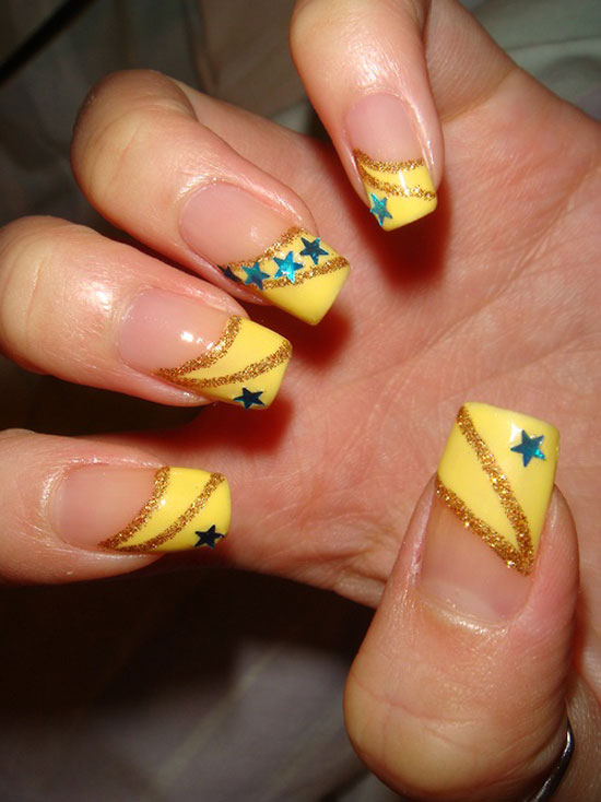 15-Inspiring-Acrylic-Nail-Art-Designs-Ideas-For-Girls-2013-14