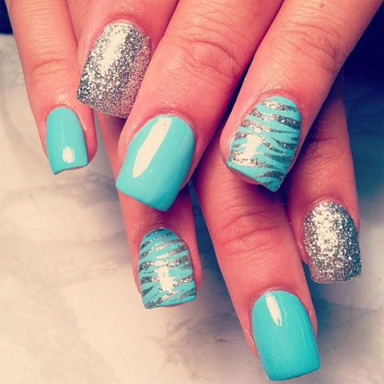 Acrylic Nail Art Designs Ideas For Girls 2013 3 15 Inspiring Acrylic ...