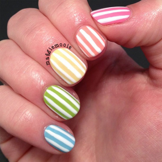 Best Summer Nail Designs Ideas 2013 For Girls 10 20 Best Summer Nail ...