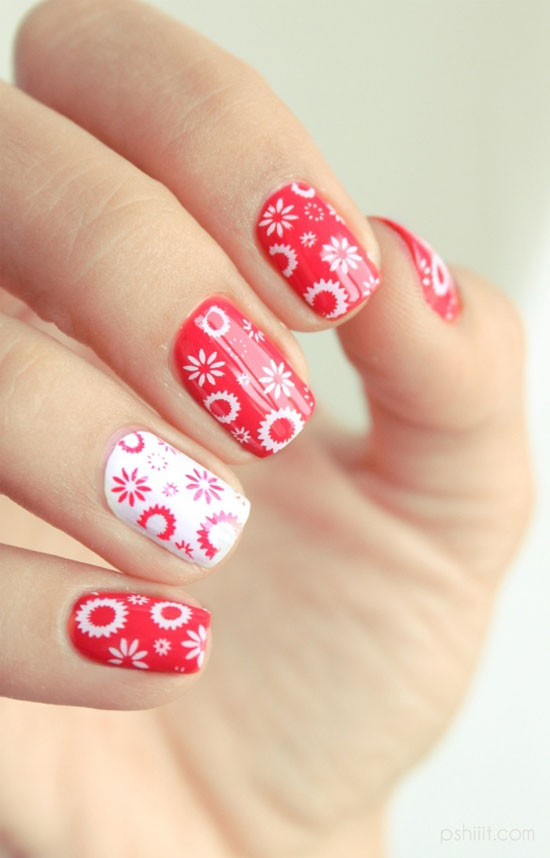 20 Best Summer Nail Designs Ideas 2013 For Girls 9 20 Best Summer Nail ...