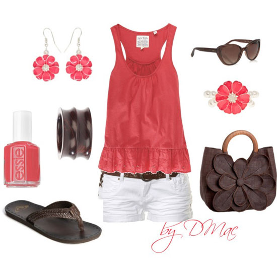 New Cheap Summe Lates Fashion Trends Clothing Ideas 2013 For Girls 1