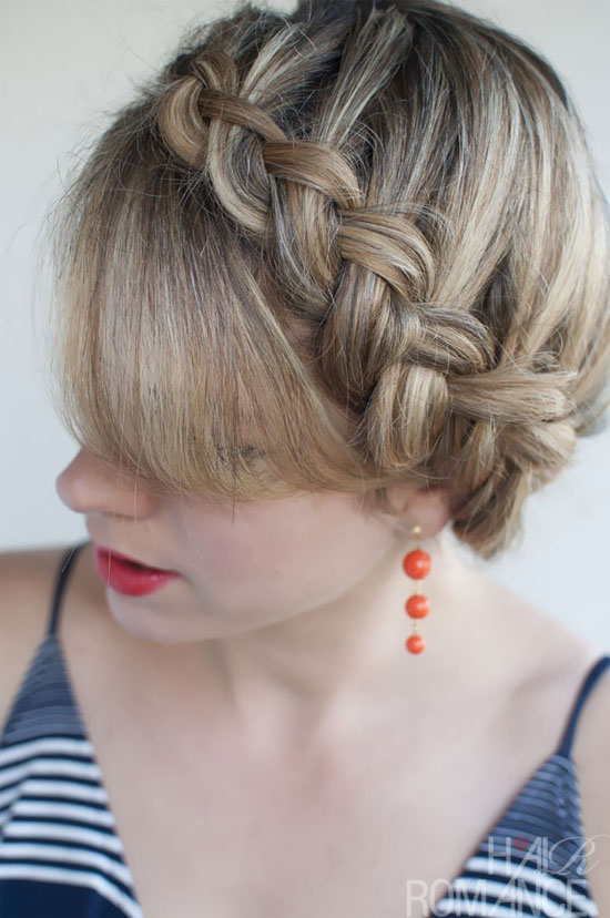 15 Best Easy Summer Hairstyles For Girls 2013 2 15 + Best & Easy Summer Hairstyles For Girls 2013