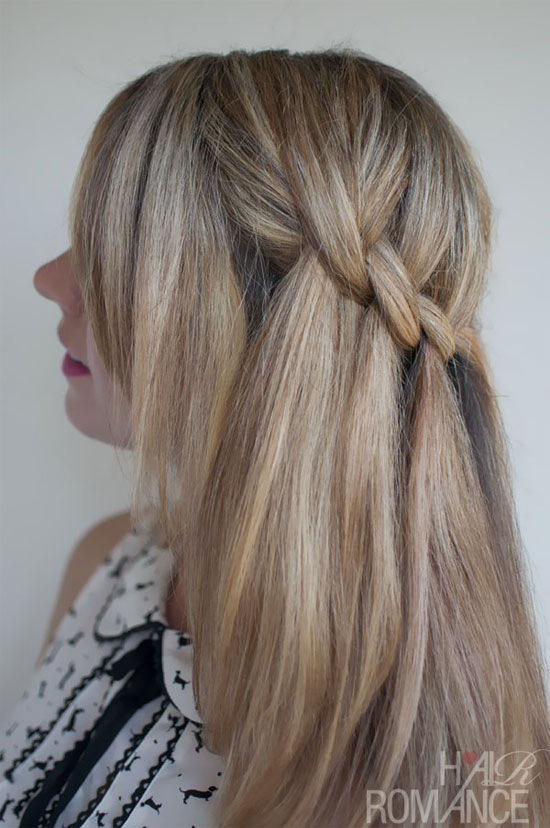 15 Best Easy Summer Hairstyles For Girls 2013 3 15 + Best & Easy Summer Hairstyles For Girls 2013