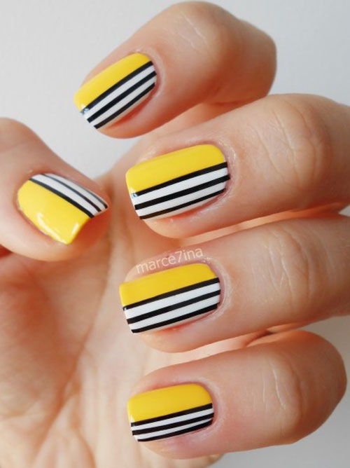 Awesome Nail Art For Summer : Awesome summer nail art designs ideas for girls girlshue