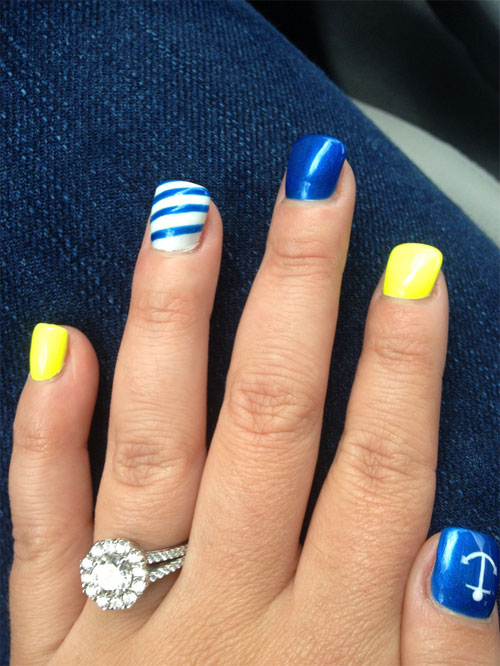 Stunning summer nail art designs amp ideas for girls 2013 girlshue