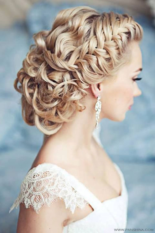Amazing Wedding Hairstyles & Hair Ideas For Girls 2013 Girlshue