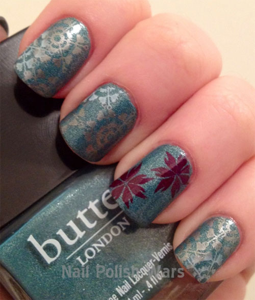 Autumn-Fall-Inspired-Nail-Art-Designs-Trends-Ideas-For-Girls-2013-2014