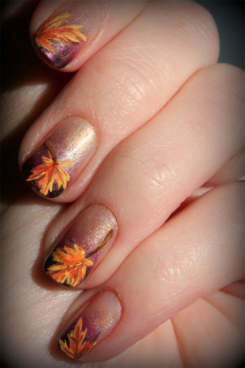 Autumn-Fall-Inspired-Nail-Art-Designs-Trends-Ideas-For-Girls-2013-2014 ...