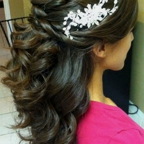 Best Bridal Hairstyles & Hair Ideas For Girls 2013