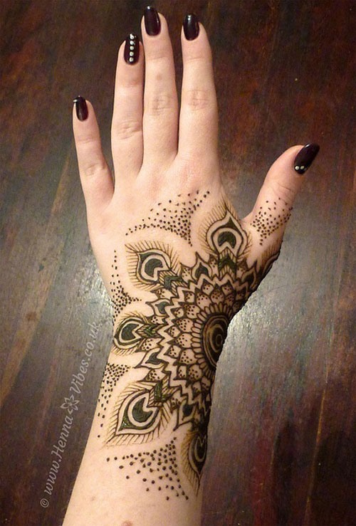 Best eid mehndi designs amp henna patterns for full hands 2013 2014