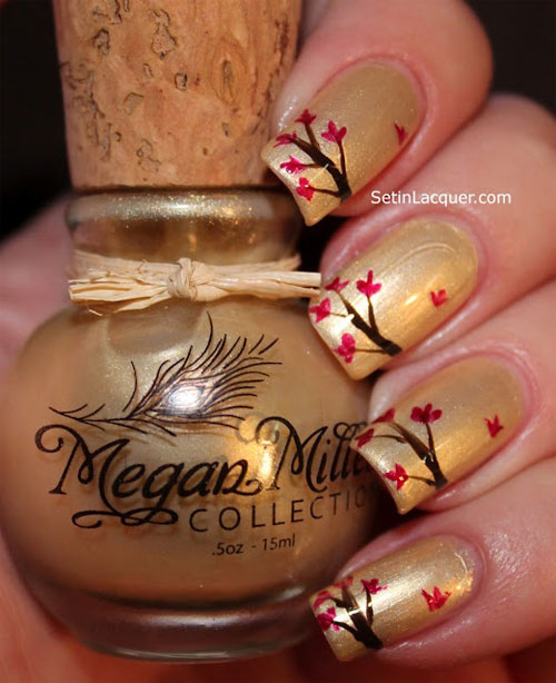 Latest Fall Nail Art Designs, Trends & Ideas For Girls 2013/ 2014 ...
