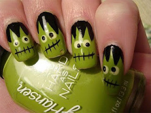 Best-Scary-Nail-Art-Designs-Ideas-Pictures-2013-2014-5
