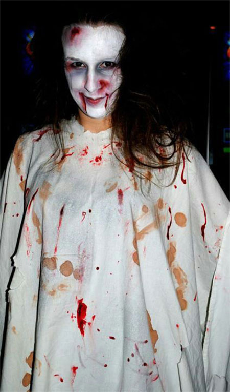 Scary halloween costume ideas for girls women 2013 2014 3 cool scary