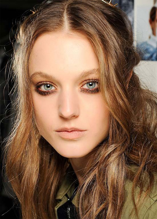Deep-Fall-Make-Up-Trends-Looks-Ideas-For-Girls-2013-2014-2