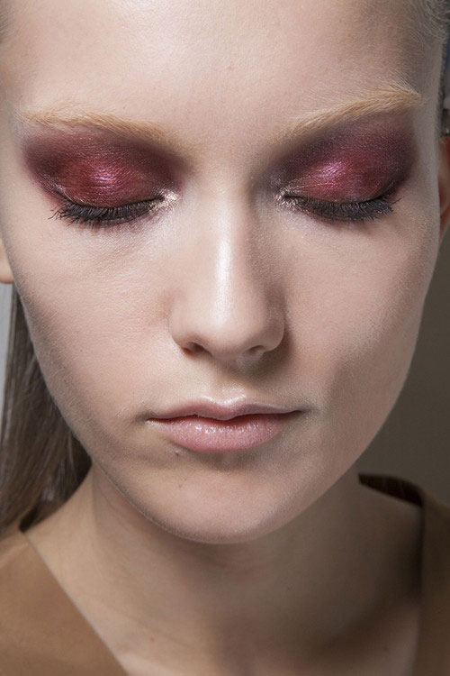 Deep-Fall-Make-Up-Trends-Looks-Ideas-For-Girls-2013-2014-6