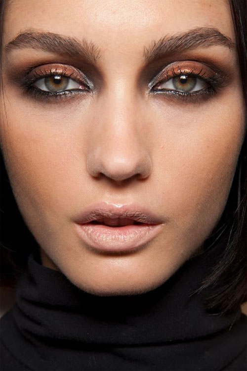 Deep-Fall-Make-Up-Trends-Looks-Ideas-For-Girls-2013-2014-7