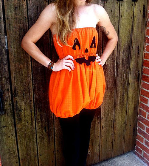 Inspiring Yet Scary Halloween Costume Ideas For Girls Women 2013 2014