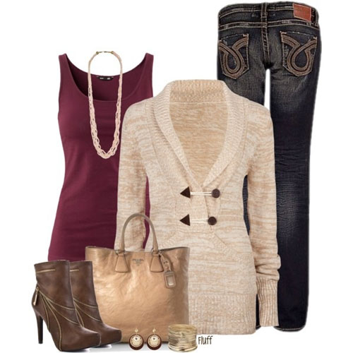 Latest Autumn Fall Fashion Trends For Girls 2013 2014 3 Latest Autumn & Fall Fashion Trends For Girls 2013/ 2014