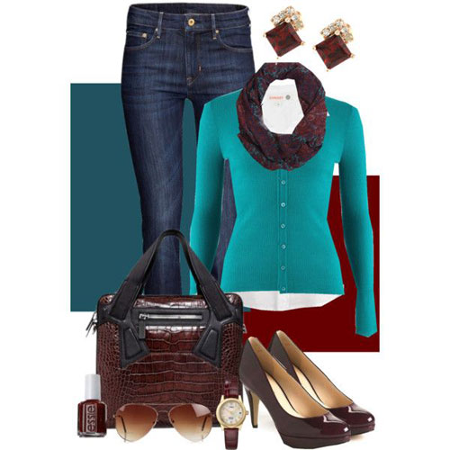 Latest Autumn Fall Fashion Trends For Girls 2013 2014 5 Latest Autumn & Fall Fashion Trends For Girls 2013/ 2014
