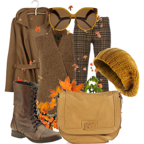 Latest Fall Fashion Trends For Girls 2013 2014 1 Latest Fall Fashion & Trends For Girls 2013/ 2014