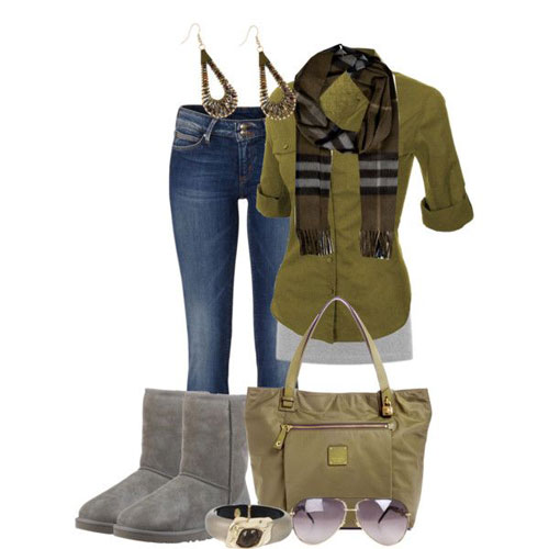 Latest Fall Fashion Trends For Girls 2013 2014 13 Latest Fall Fashion & Trends For Girls 2013/ 2014