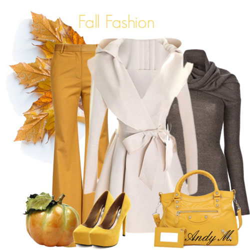 Latest Fall Fashion Trends For Girls 2013 2014 4 Latest Fall Fashion & Trends For Girls 2013/ 2014