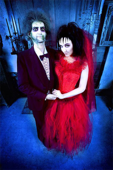 Unique & Scary Halloween Costume Ideas For Couples 2013 ...